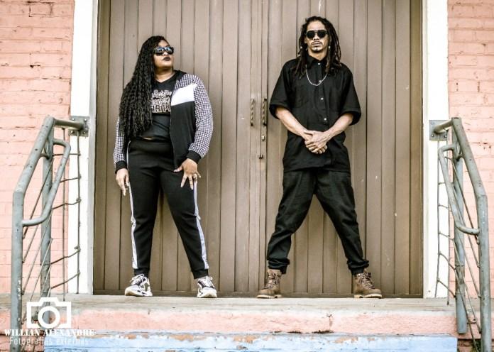 Rap do SUBÚRBIO NEGRO chega aos EUA
