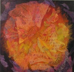 The Fire Inside (c) Laurel Izard