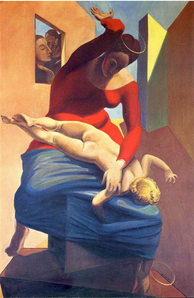 the-virgin-spanking-the-christ-child-before-three-witnesses-andre-breton-paul-eluard-and-the-1926.jpg!Large