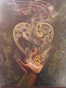 Hands, Heart, Harmony (c) Colleen Koziara