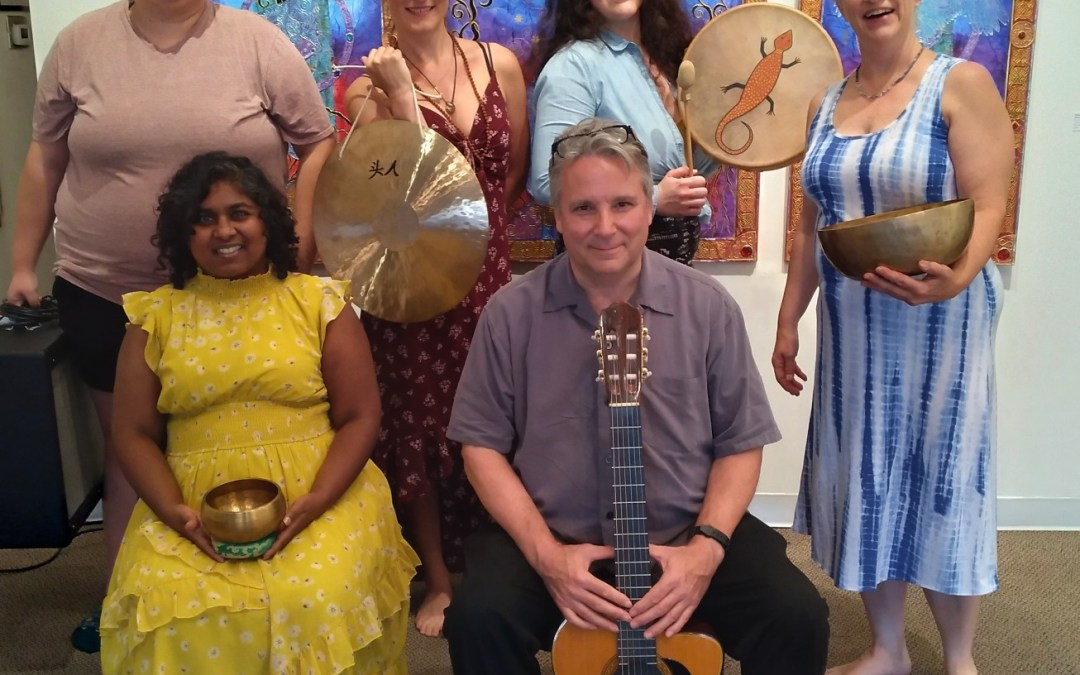 Chakra Cleansing Sound Healing with Life Force Arts Ensemble
