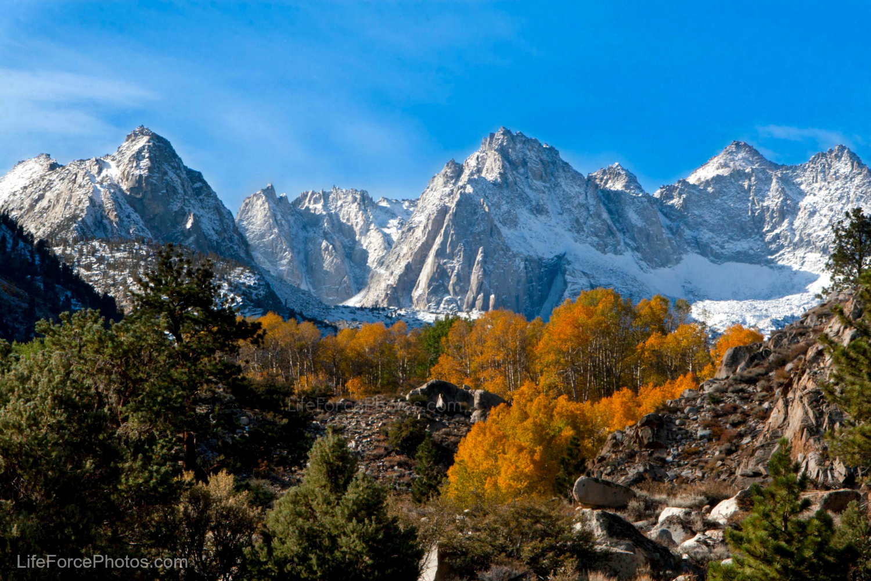 Eastern Sierra Wandering – The Golden Hills