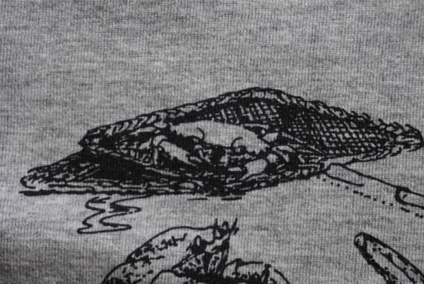 Shore crab T-shirt