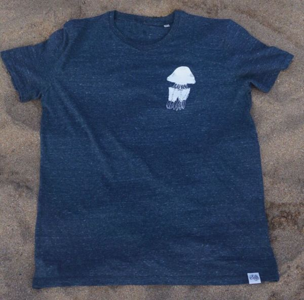 barrel jellyfish t-shirt o