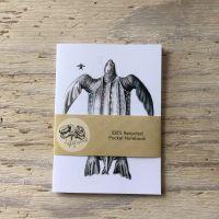 Leatherback turtle pocket notebook