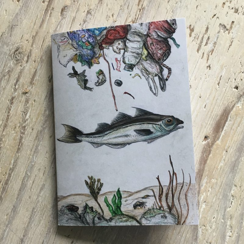Haddock Pocket Notebook