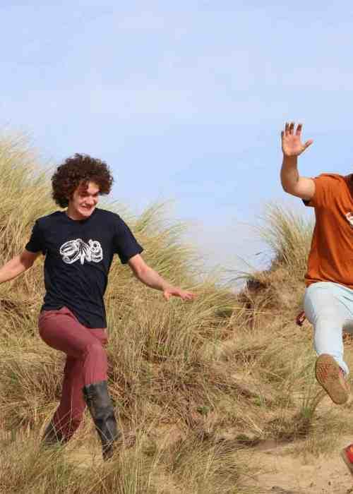 Lifeforms art organic cotton t-shirts