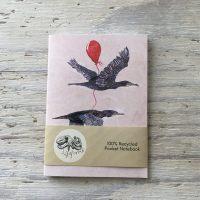 cormorant pocket notebook