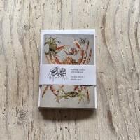 Crabs Galore Greetings card