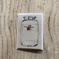 Great Diving Beetle Greetings Card