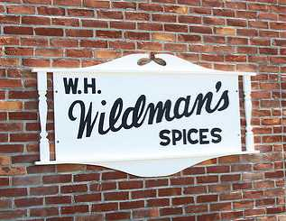Wildman's: The Local Spice Trade