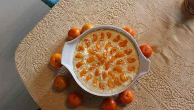 Mandarin Orange Fruit Salad