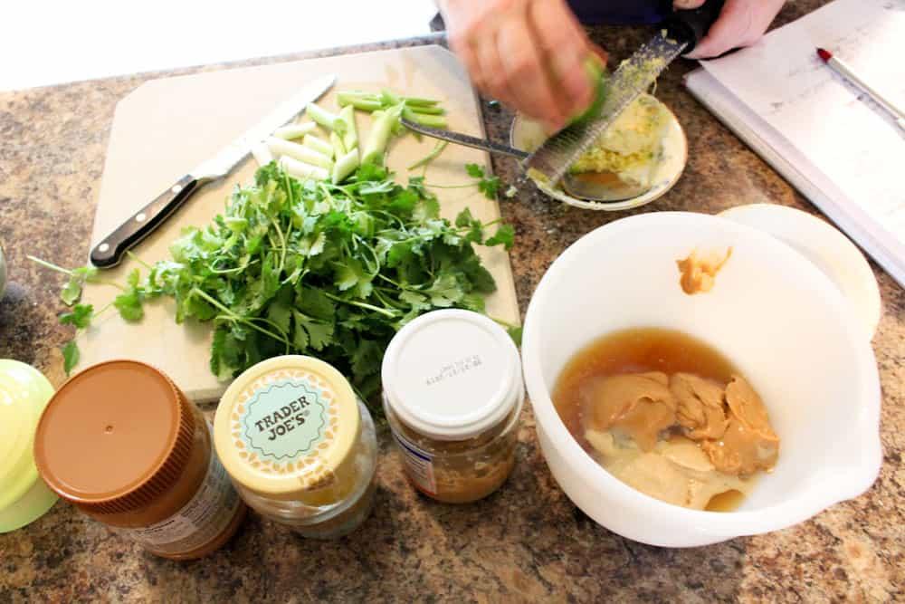 summertime salad dressing prep life full and frugal