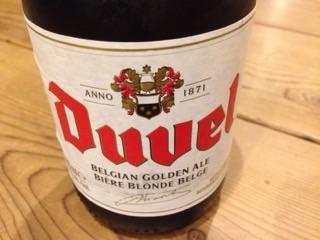 """薪ストーブに合う""""悪魔の""""ベルギービール【Duvel(デュベル)】"""