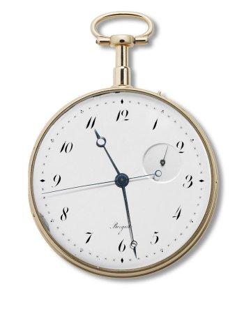 Breguet, 1783 год часы Breguet, Карманные часы Breguet