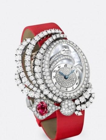 Breguet, шедевр, часы, женские часы Breguet, ювелирные часы, элитные часы