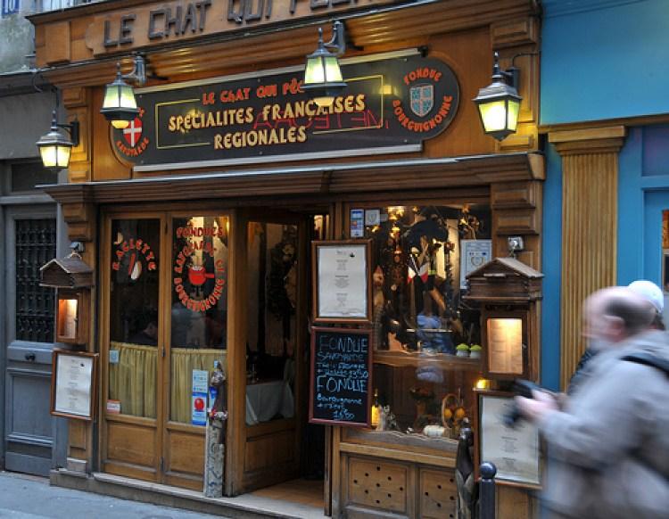 Самая узкая улица Парижа, Достопримечательности Парижа