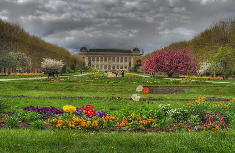 Jardin Des Plantes, Париж, Сад растений, Достопримечательности Парижа