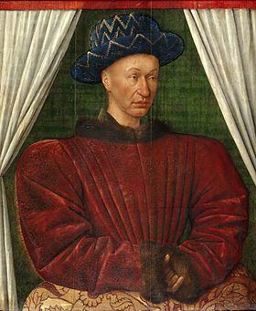 король Франции Карл VII