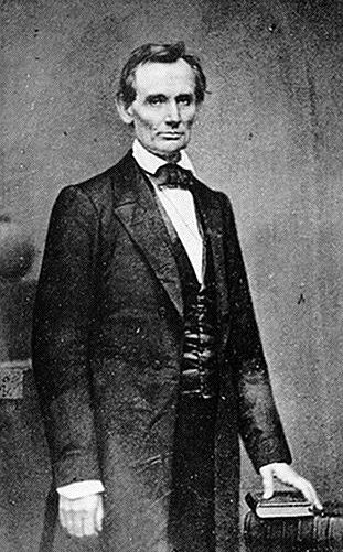 """В родном штате Линкольна называли """"Честный Эйб"""""""