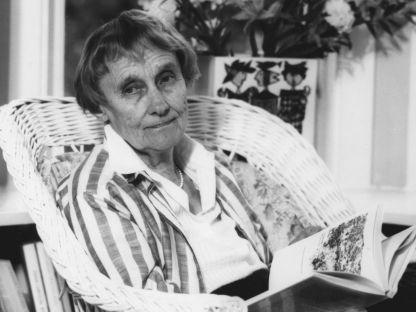 Астрид Линдгрен жизнь писательницы