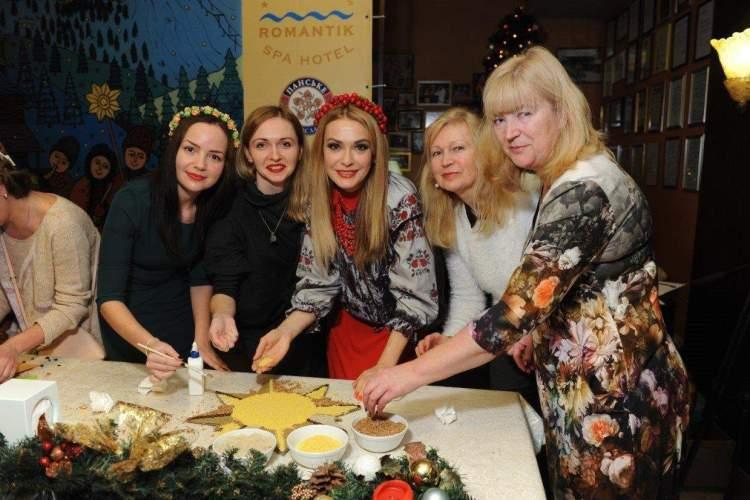 рецепты кутьи, Ольга Сумская, актриса Сумская, Рождество