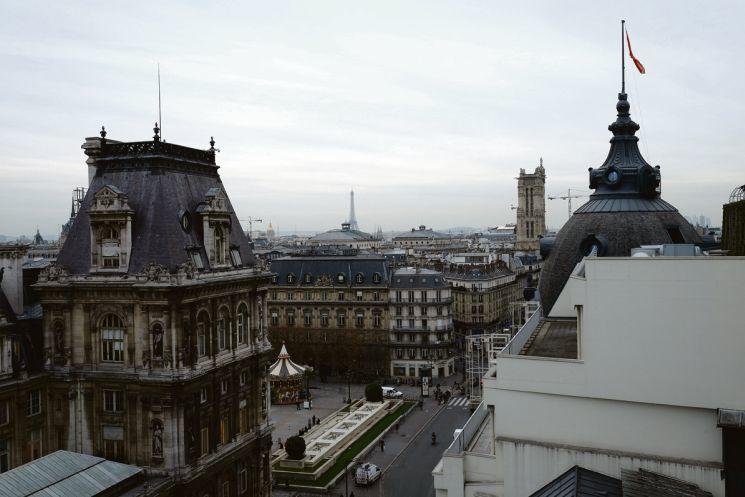 Достопримечательности Парижа: Гревская площадь