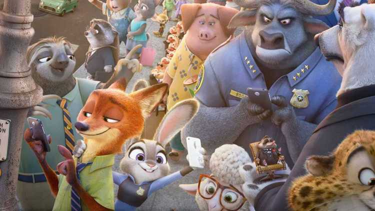 Zootopia, оскар