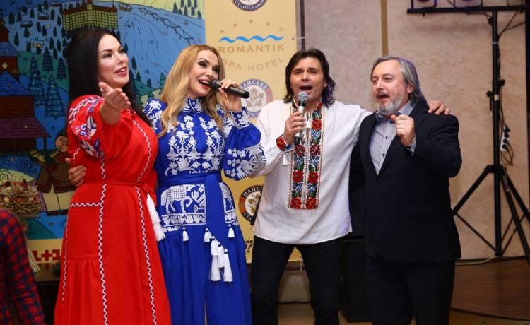 Сумская, Борисюк, Ольга Сумская, Влада Литовченко, украинские звезды, украинские артисты