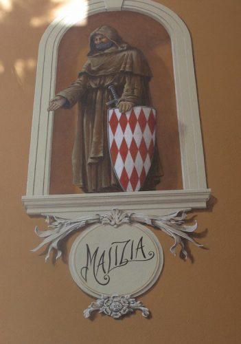 Francesco Grimaldi La Malizia, хитрец Франческо Гримальди