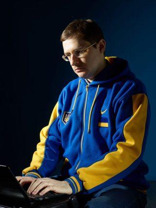 Евгений Докукин, главный кибервоин Украины
