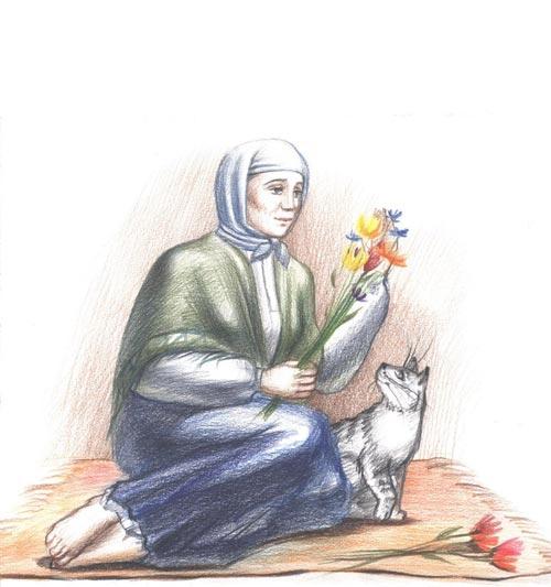 святая Пелагия Девеевская