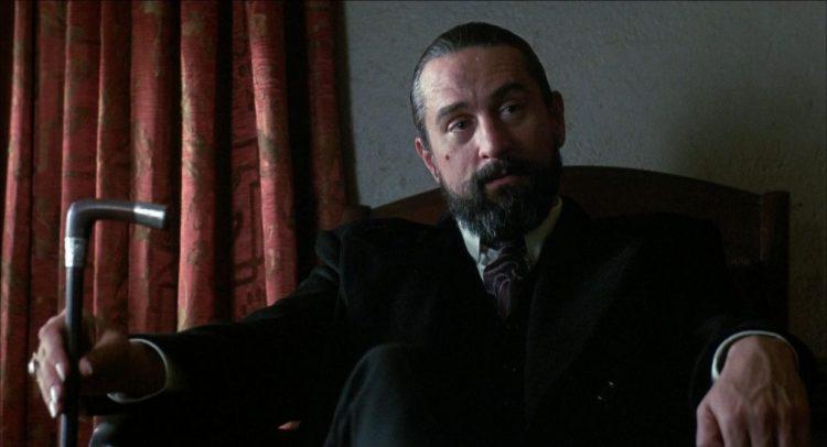 Луис Сайфер, он же Люцифер, Де Ниро, кадр из фильма Сердце Ангела