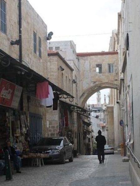 арка пилата, иерусалим, виа долороза