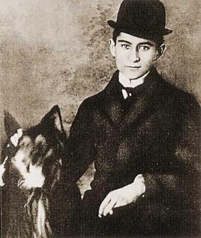 Франц Кафка писатель
