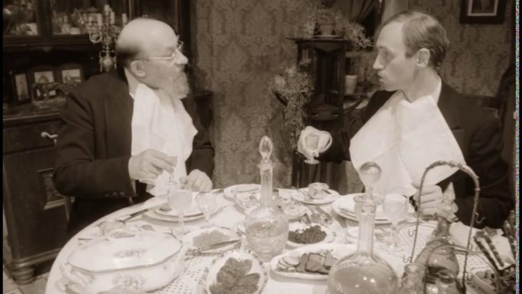 Преображенский и Борменталь обедают