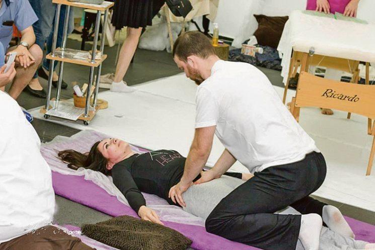 экзотический массаж, Юмейхо-терапия