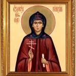 Фишки дня — 17 августа, День святой преподобномученицы Евдокии