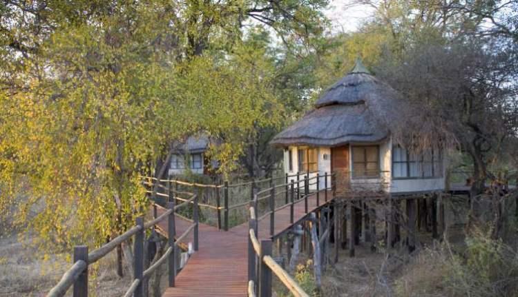 самые необычные отели мира, Африка