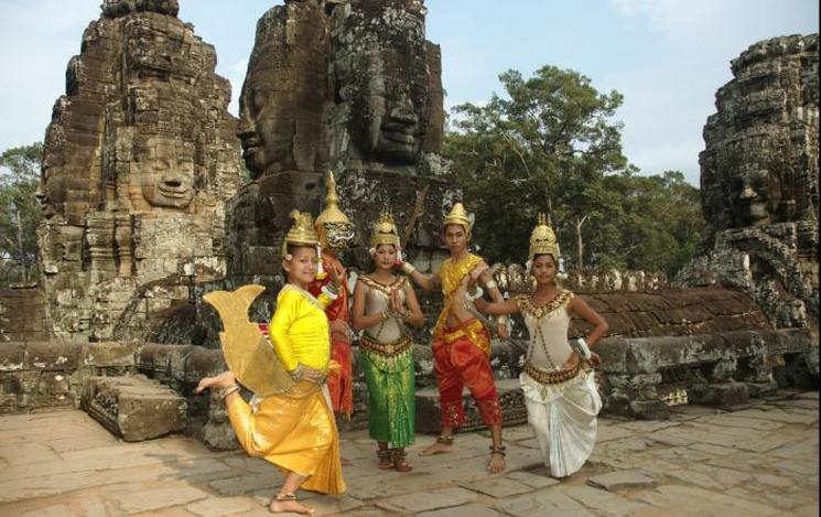 Фишки дня — 24 сентября, Камбоджа, Ангкор Ват