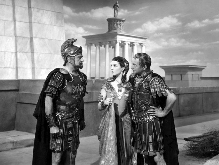 Вивьен Ли в роли Клеопатры, Клеопатра
