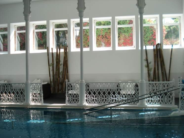 Отдых в Португалии, отель, бассейн