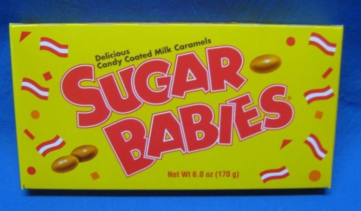 Фишки дня — 4 ноября, День конфет в США