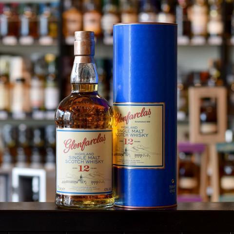 виски, Glenfarclas, 12 лет выдержки