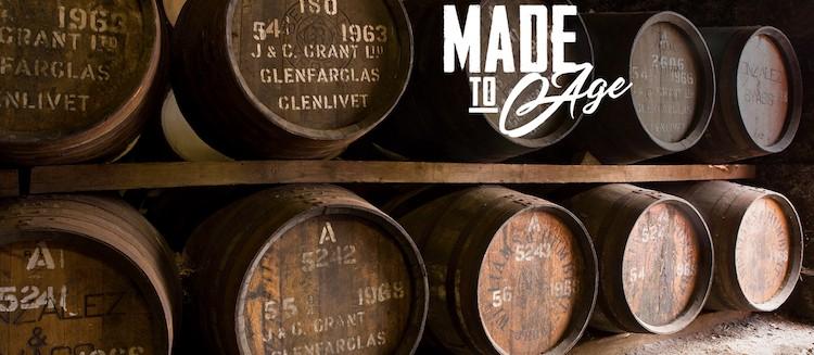 Бочки для виски Glenfarclas The Family Cask
