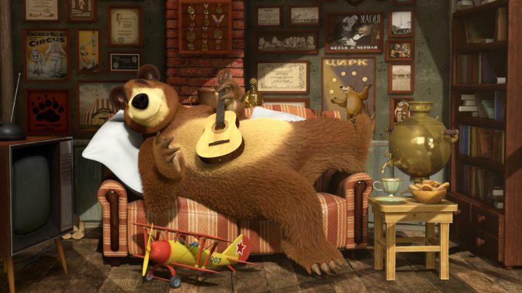 Маша и Медведь, Теория поколений Алексея Курилко