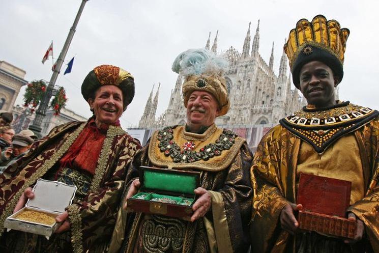 Фишки дня — 6 января, День трех королей в Германии