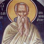 фишки дня, преподобный Феодосий Великий, общих житий начальник