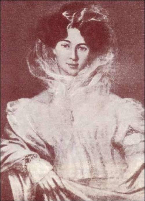 Софи Энгельгард, портрет