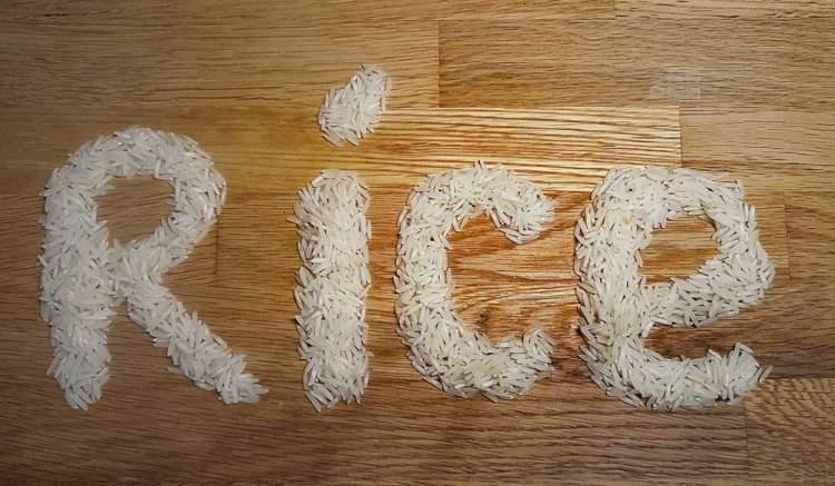 рис, моржевание